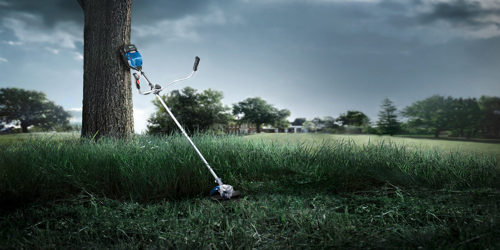 New professional cordless garden tools from bosch for Professional gardening tools