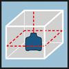 Лазер GRL 500 HV Точечный, линейный и вращательный режим в горизонтальной плоскости