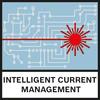 Intell. Current Management Интеллектуальное управление энергией помогает контролировать температуру диодного источника излучения и максимально повысить видимость лазерного луча, не допуская перегрева