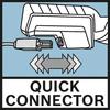 Quick Connector Быстрое и простое извлечение кабеля с помощью технологии быстроразъемного соединения