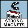 Strong Magnets Потужні магніти для кращого кріплення