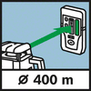 Робоча відстань LR 1 Дальність із приймачем 400 м