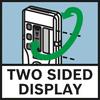 Two Sided Display Дисплеї спереду і ззаду