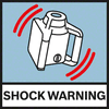 Shock Warning Shock warning function