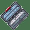 Tiigersaelehtede komplektid