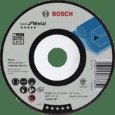 Disco de desbaste Best for Metal com depressão central