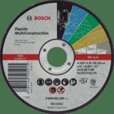 Discos de corte rápido Multiconstruction
