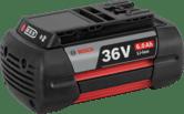 Вставные аккумуляторные блоки Li-Ion 36 В