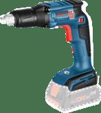 Cordless drywall screwdrivers