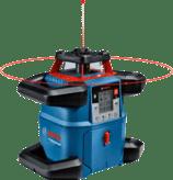Ротационные лазерные нивелиры