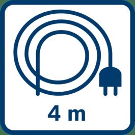 Kabellänge 4,0 m