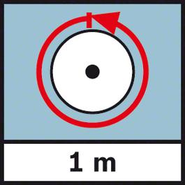 GWM 32 Yardage 1m Umfang 1 m