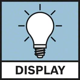 Rétroéclairage écran Écran éclairé