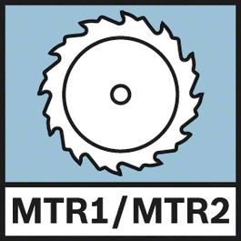 MTR1/MTR2 Automatische Berechnung von Kapp- und Gehrungswinkeln auf Knopfdruck