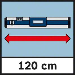 Longueur GIM 120 Longueur 120cm