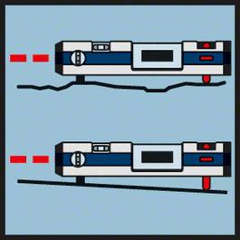 Mecanismo de nivelación Mecanismo de nivelación