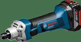 в L-BOXX с 1 литий-ионным аккумулятором емкостью 5,0 А•ч, с 2 ключами 19 мм (№ запасной части 3 607 950 024)