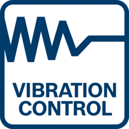 Mugav töö tänu madalale vibratsioonitasemele, pannes käepidemetele kummi- või vahtelemendid