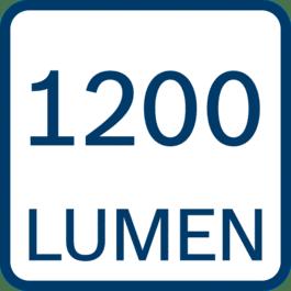 1200 lumen