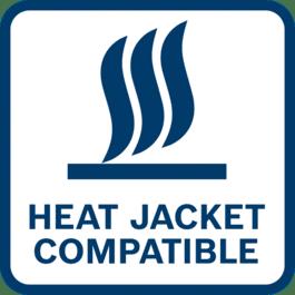 Alimente su chaqueta calefactable gracias al adaptador de batería