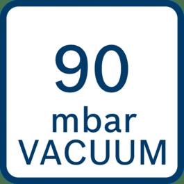 90 mbar