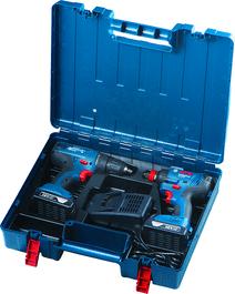 с 2 x 1,5 Ah литиево-йонна акумулаторна батерия