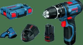 vL-BOXXe s2x 2,0 Ah Li-ion akumulátorom, puzdrom na nástroje (1 600 Z00 01U)