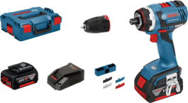 u L-BOXX-u s 2 x 4,0 Ah litij-ionska akumulatora, s nastavkom stezne glave GFA FC2 Professional 13 mm (1 600 A00 1SL)