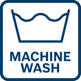 Lavage machine à faible température