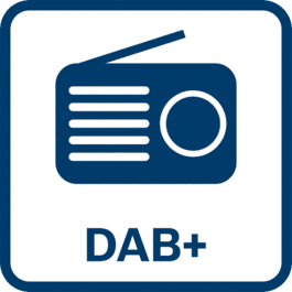 DAB for klar lyd og digitalt mottak med mange tilgjengelige stasjoner. DAB+