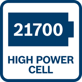 21700, li-ion-batteri, høyeffektcelle