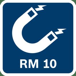Vridfäste RM 10 med mycket kraftiga magneter