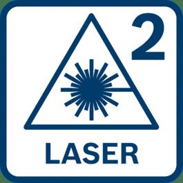 Clase de láser 2