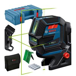 u kutiji za alat s 4 x baterije (AA), laserskom ciljnom pločom