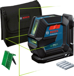 с 4 батарейками (AA) и лазерной мишенью