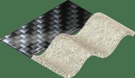 Plastiques renforcés de fibres de verre ou de carbone (GFK ou CFK)