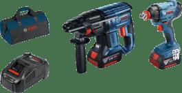 GDX 180-LI + GBH 180-Li Professional