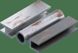 Rohre und Profile aus Metall