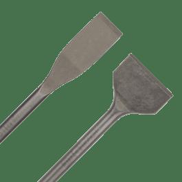 Зубила для снятия керамической плитки