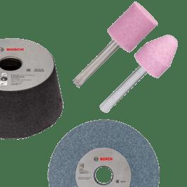 Lončasti brusevi i brusne ploče i brusni čepovi