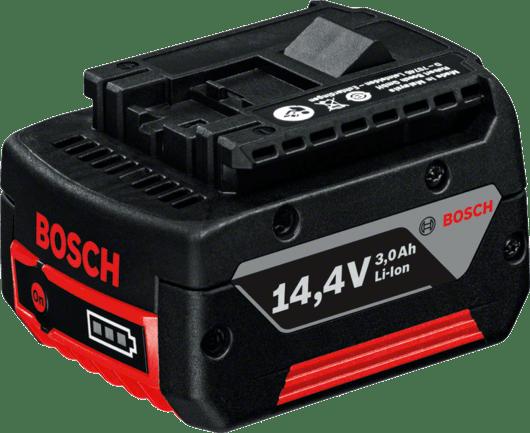 in cardboard box with 1 x 3.0 Ah Li-ion battery