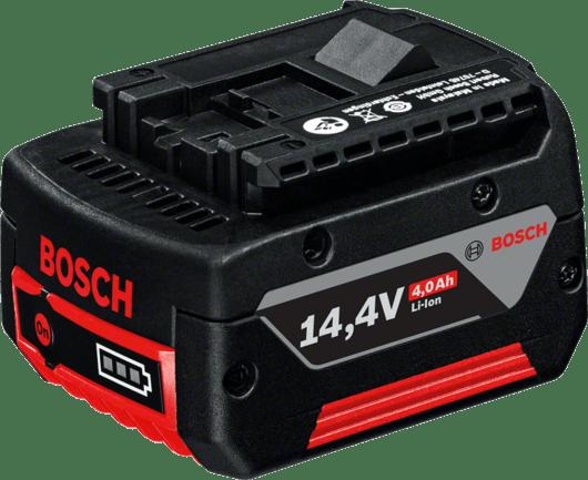 в картонной коробке с 1 литий-ионным аккумулятором емкостью 4,0 А•ч