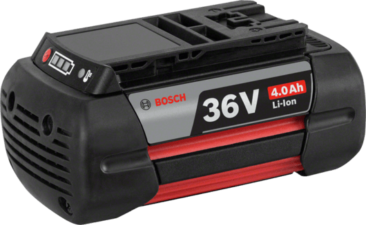 z 1 litij-ionsko akumulatorsko baterijo 4,0 Ah
