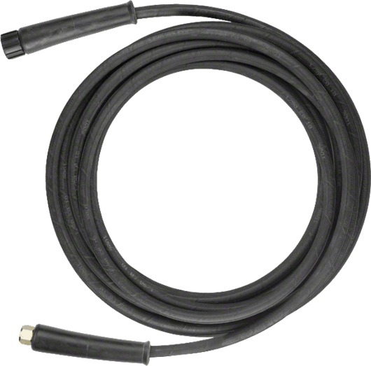 Steel-reinforced rubber hose (10 m) Professional
