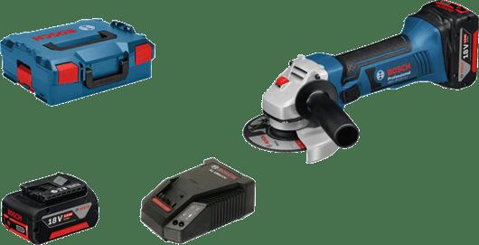 GWS 18-125 V-LI Professional