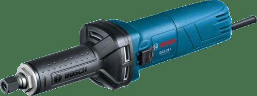 Retífica Reta Bosch GGS 28 L 500W 220V, com 2 Chaves Professional