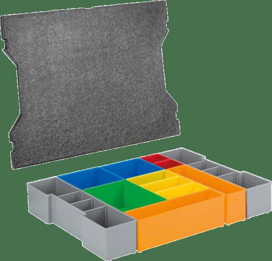 în cutie din carton