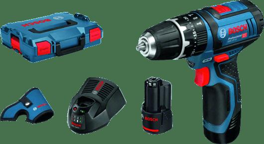 в L-BOXX с 2 литий-ионными аккумуляторами емкостью 2,0 А•ч, с кобурой (1 600 Z00 01U)