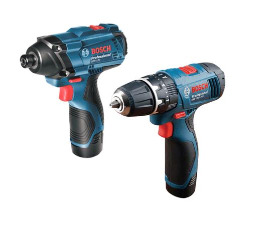 GDR 120-LI + GSB 1200-2-LI Professional