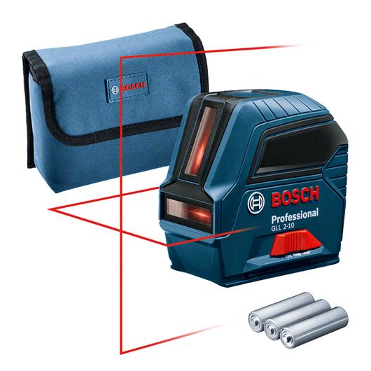 с 3 батарейками (AA), с защитной сумкой